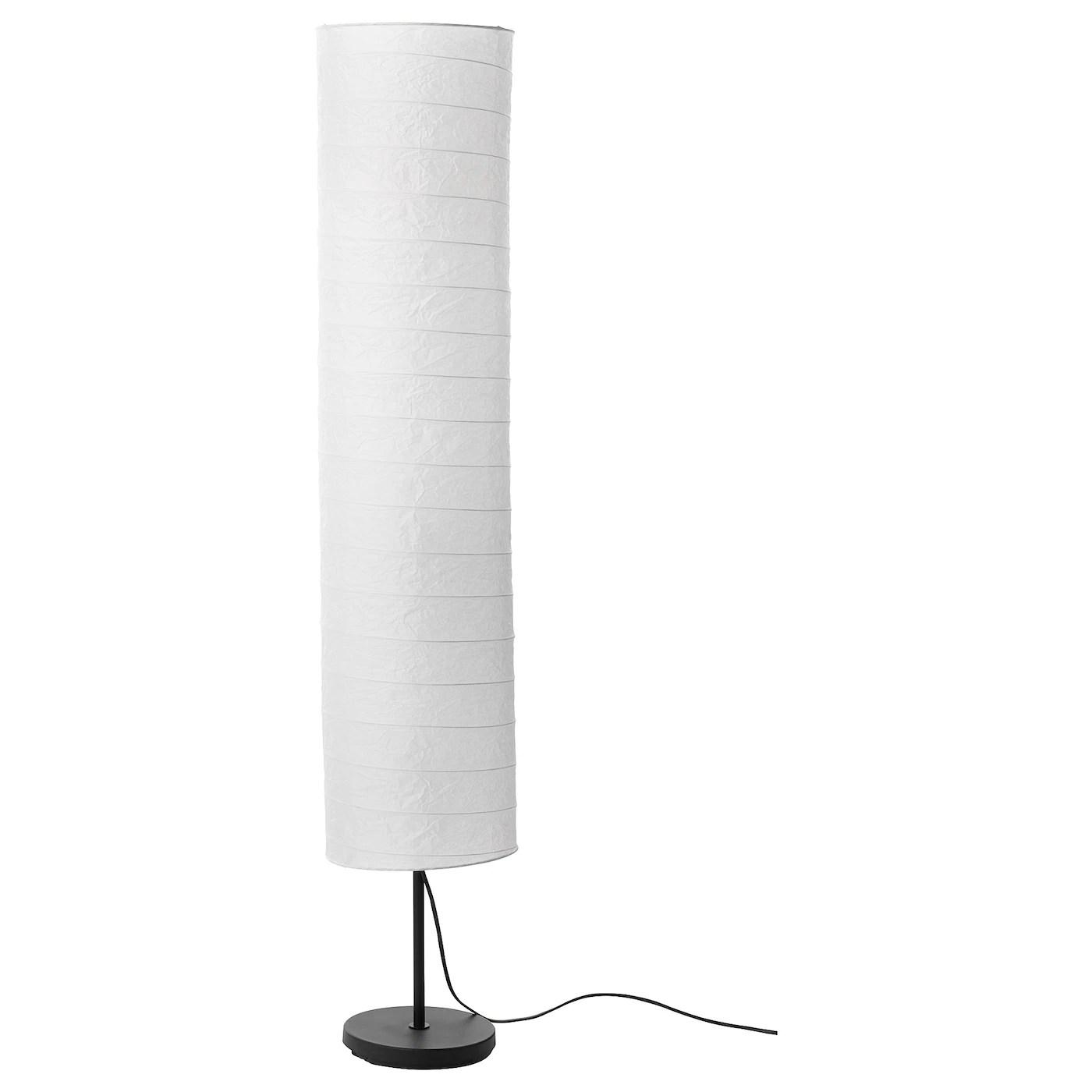 holmo lampadaire blanc