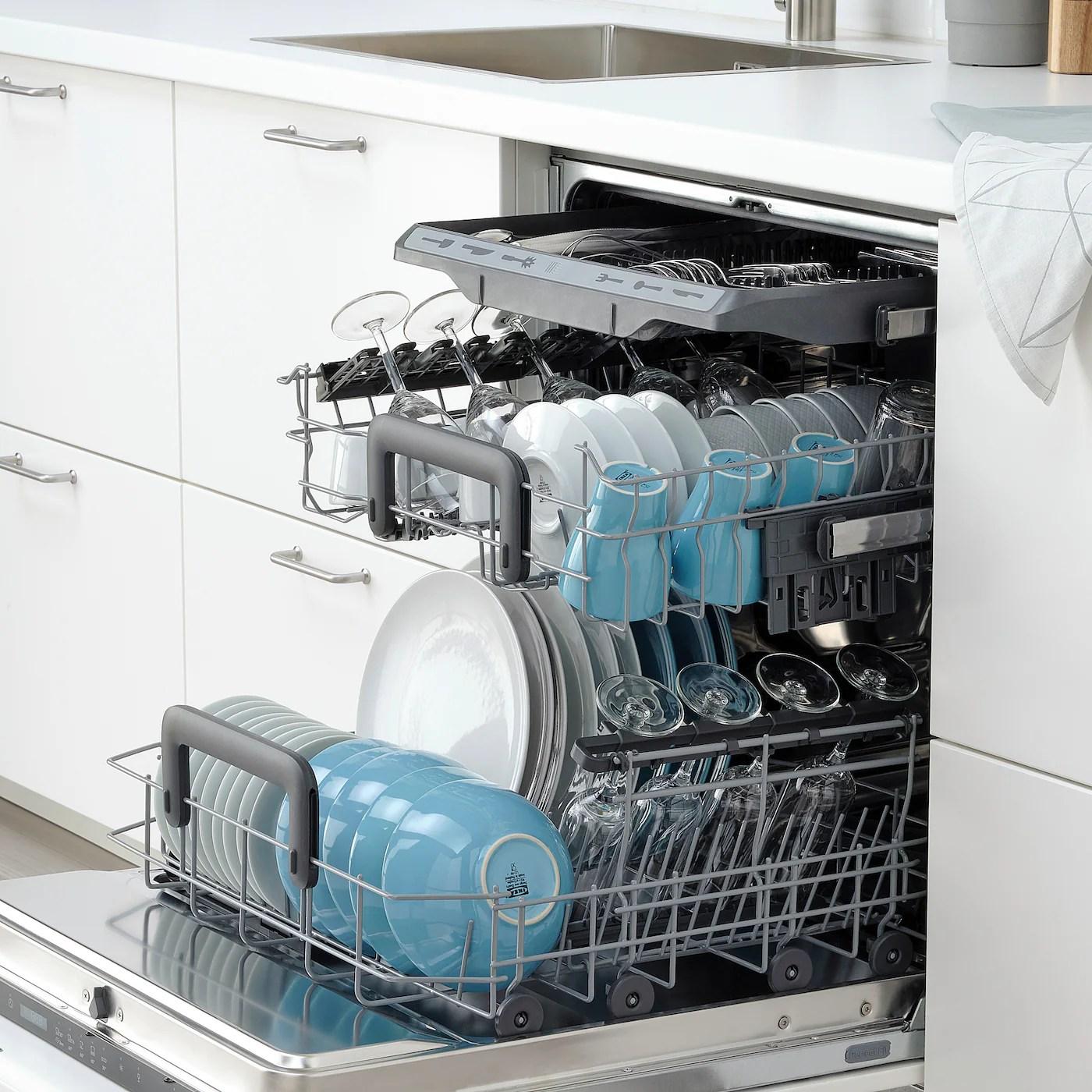 hygienisk lave vaisselle encastrable ikea 500 60 cm