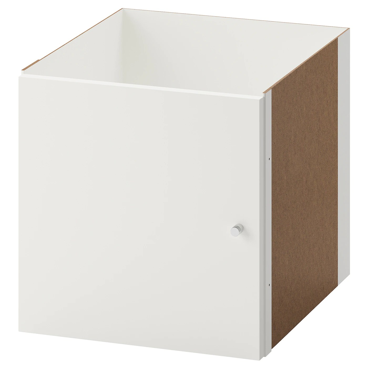 Kallax Bloc Porte Blanc 33x33 Cm Ikea