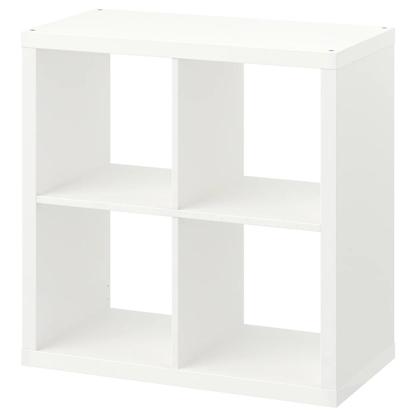 Kallax Etagere Blanc 77x77 Cm Ikea