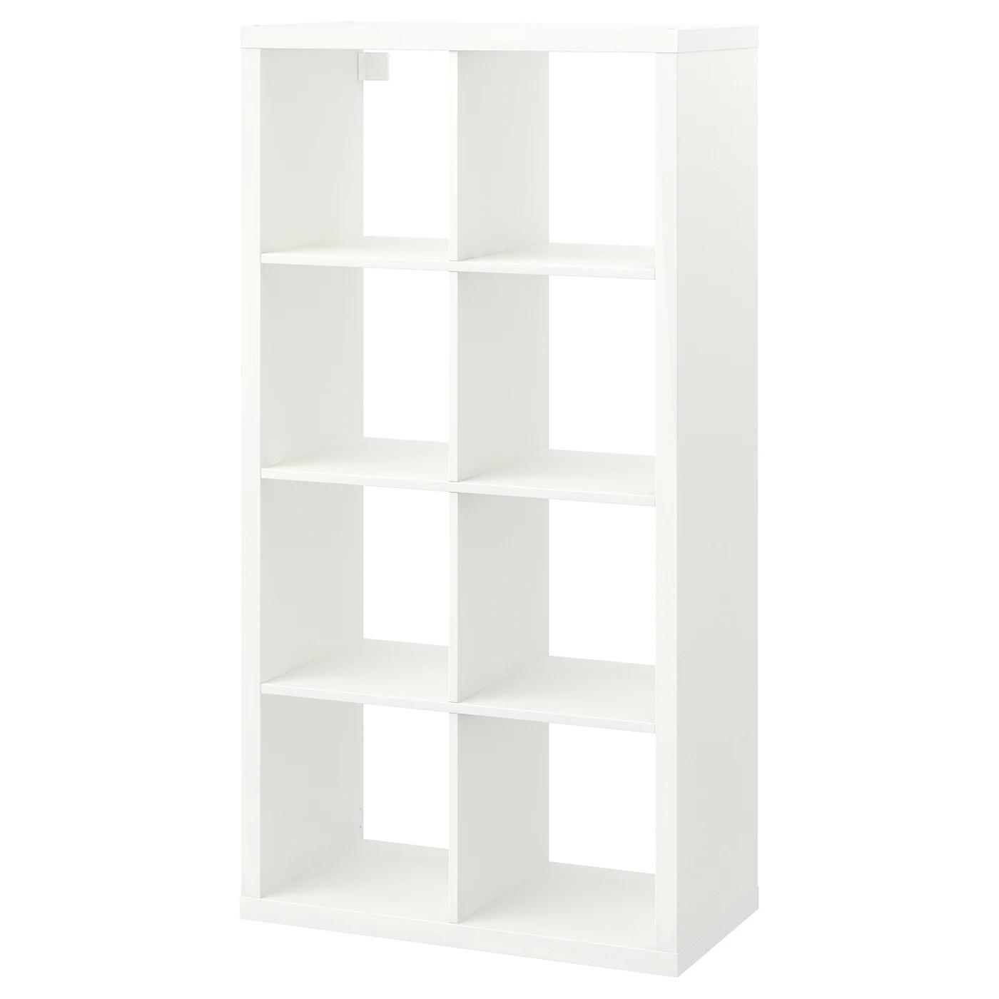kallax etagere blanc 77x147 cm
