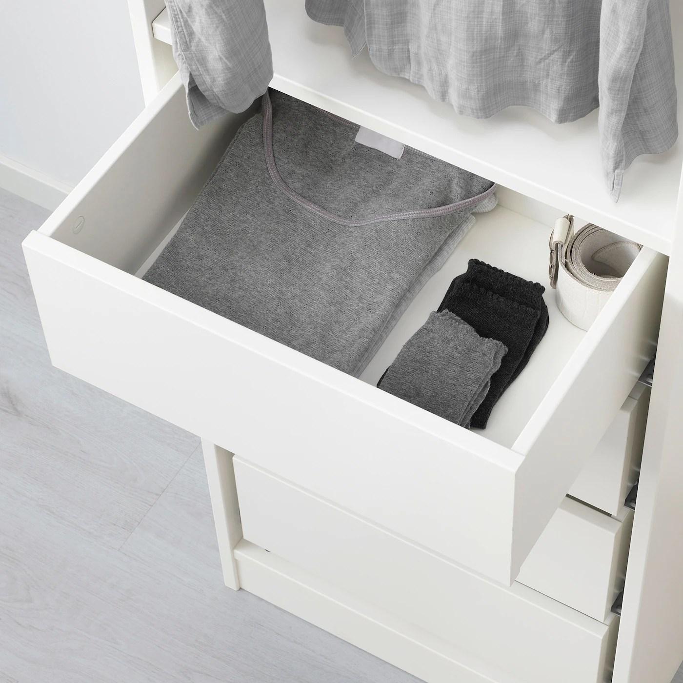 komplement tiroir blanc 50x35 cm