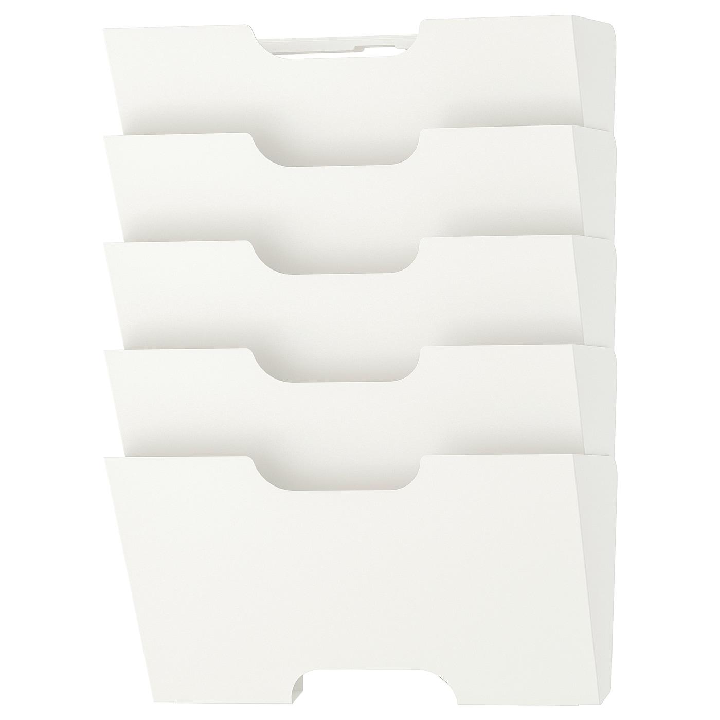 Kvissle Range Revues Mural Blanc Ikea