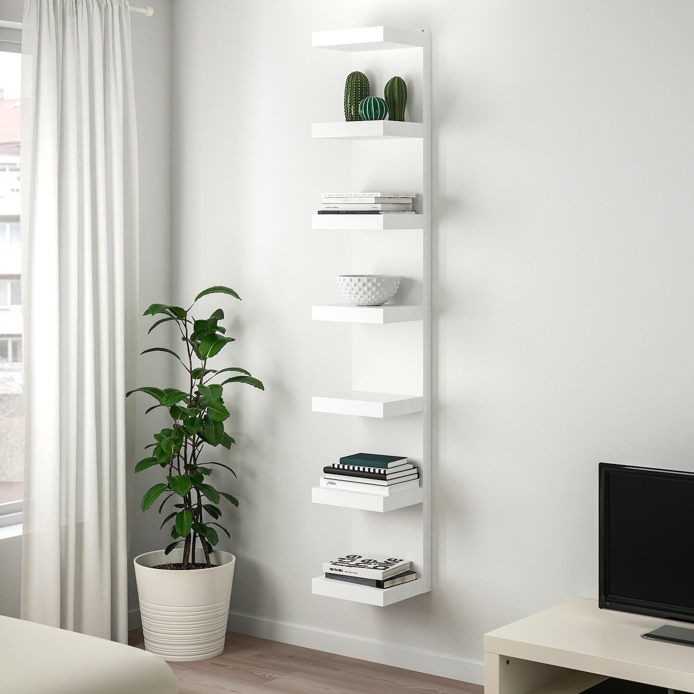 Lack Etagere Blanc Ikea