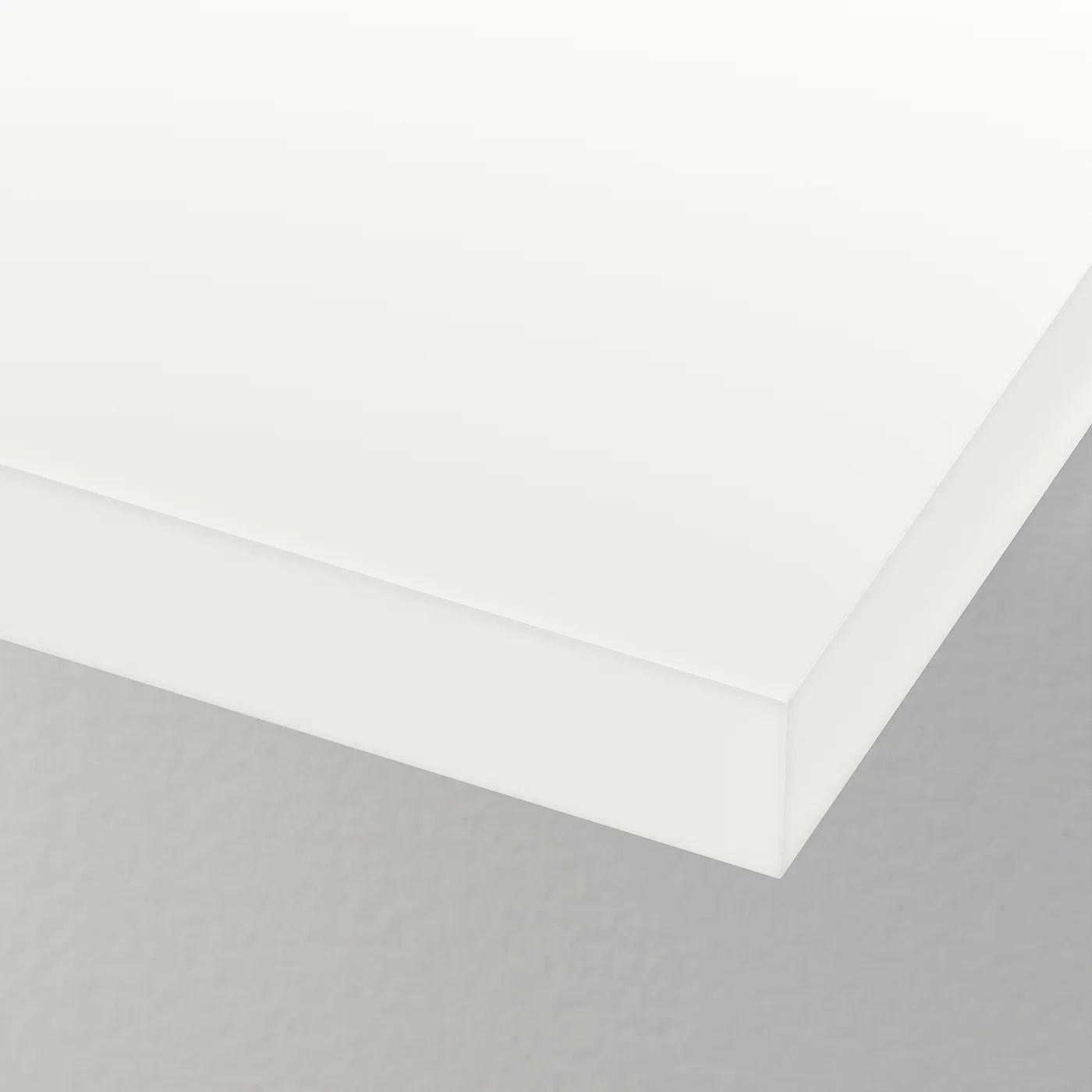 Lack Etagere Murale Blanc 110x26 Cm Ikea
