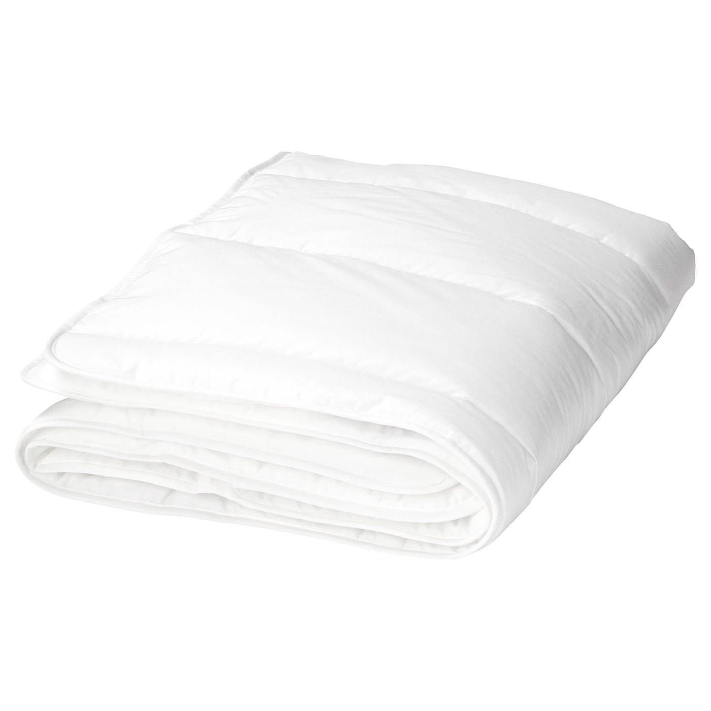 Len Couette Pour Lit Bebe Blanc 110x125 Cm Ikea