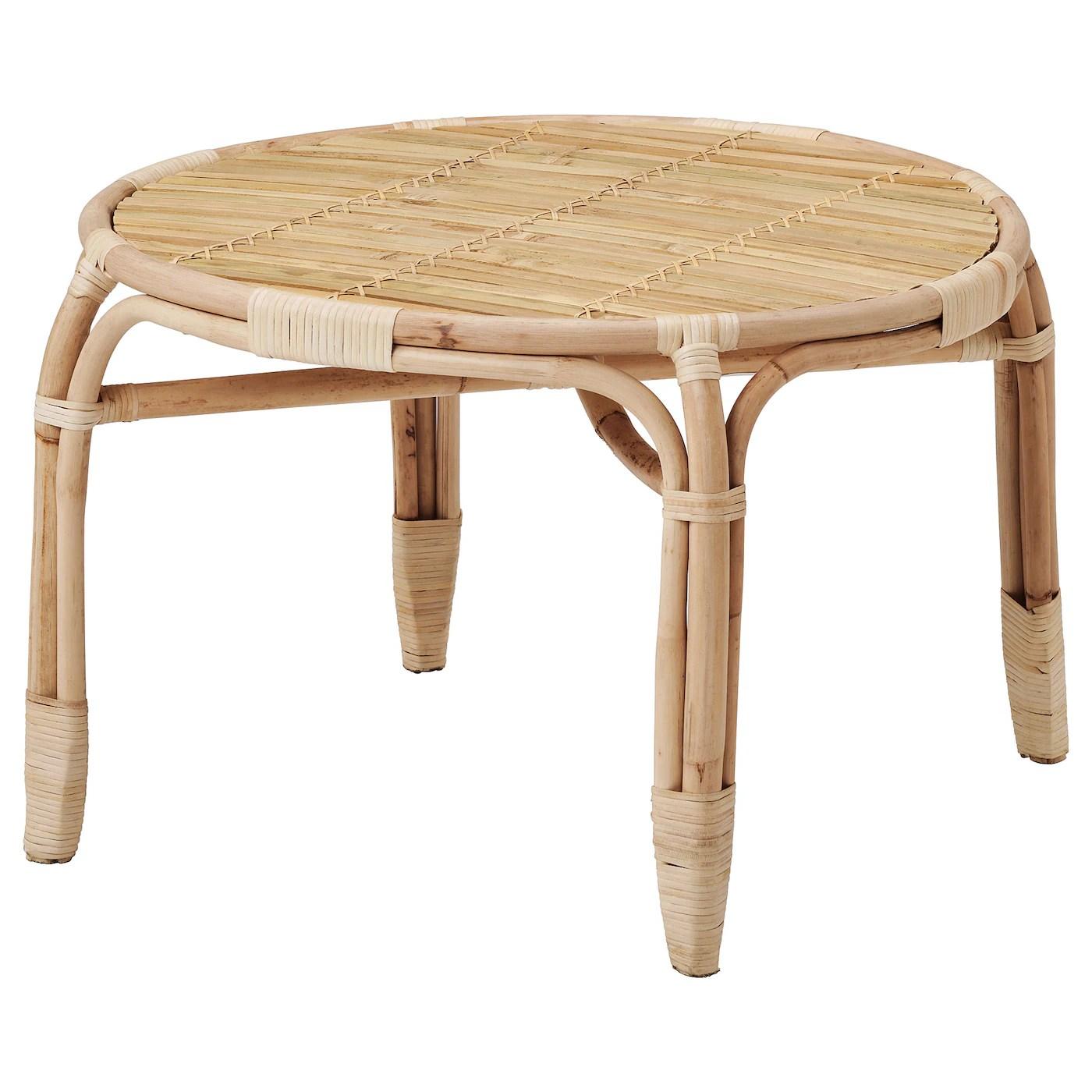 mastholmen table basse exterieur 68 cm