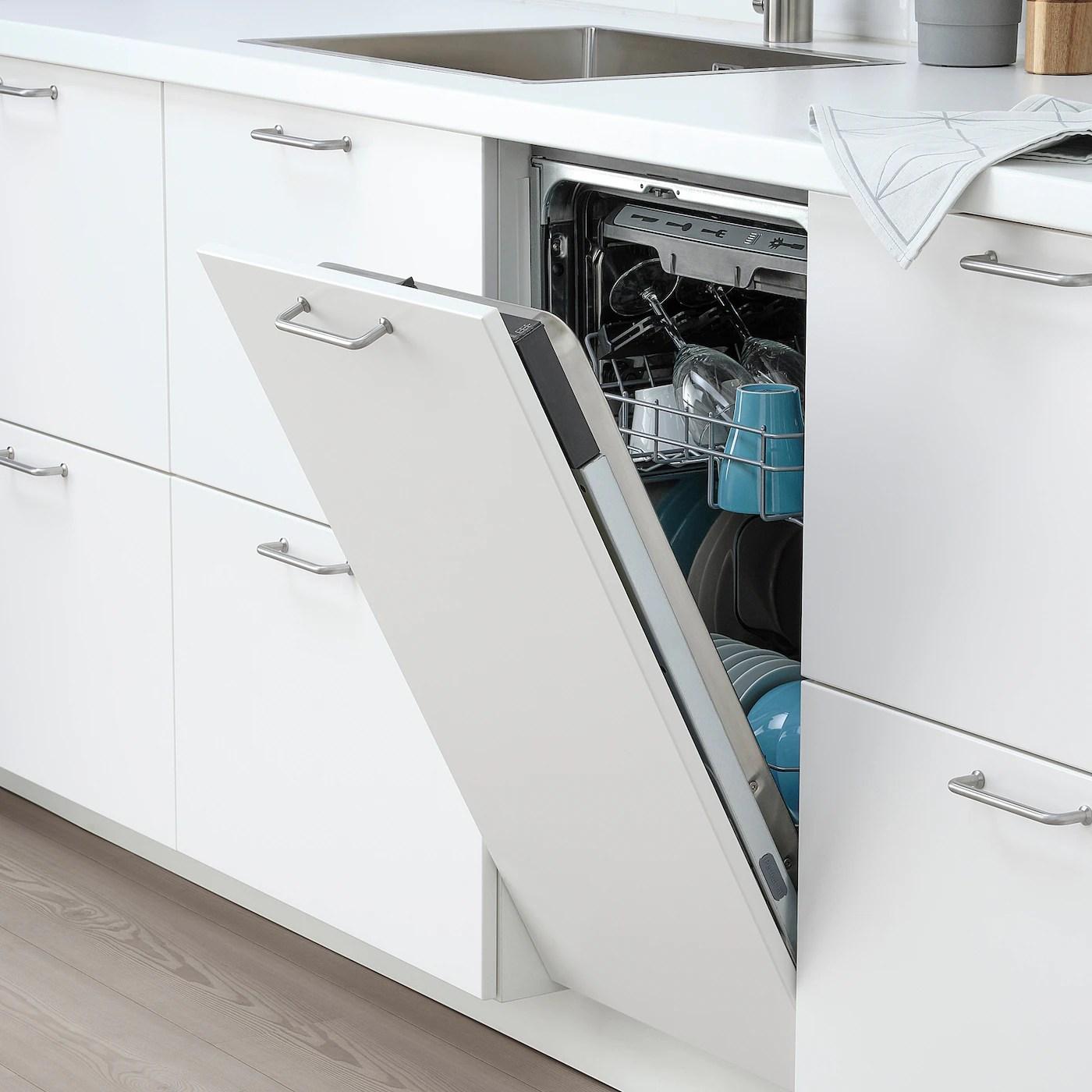 medelstor lave vaisselle encastrable ikea 500 45 cm