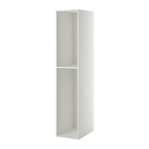 METOD Structure Lment Armoire Blanc 40x60x200 Cm IKEA