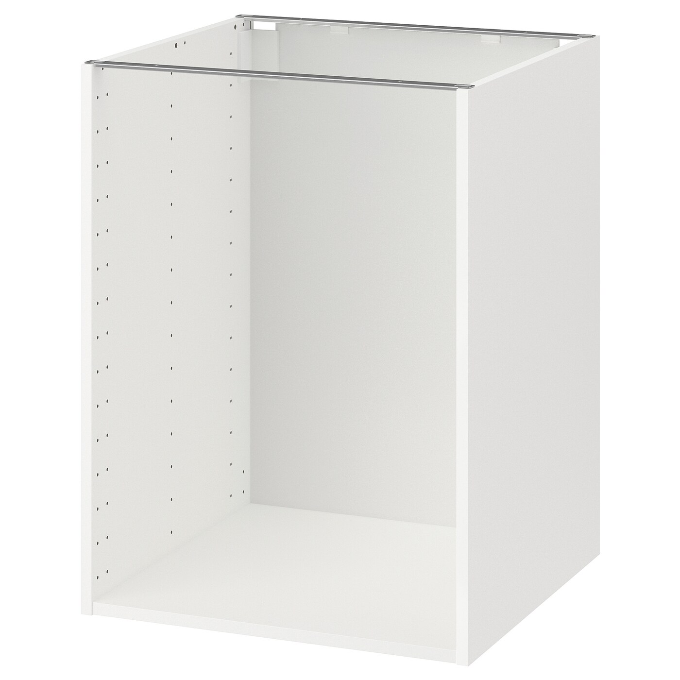 Metod Structure Element Bas Blanc 60x60x80 Cm Ikea
