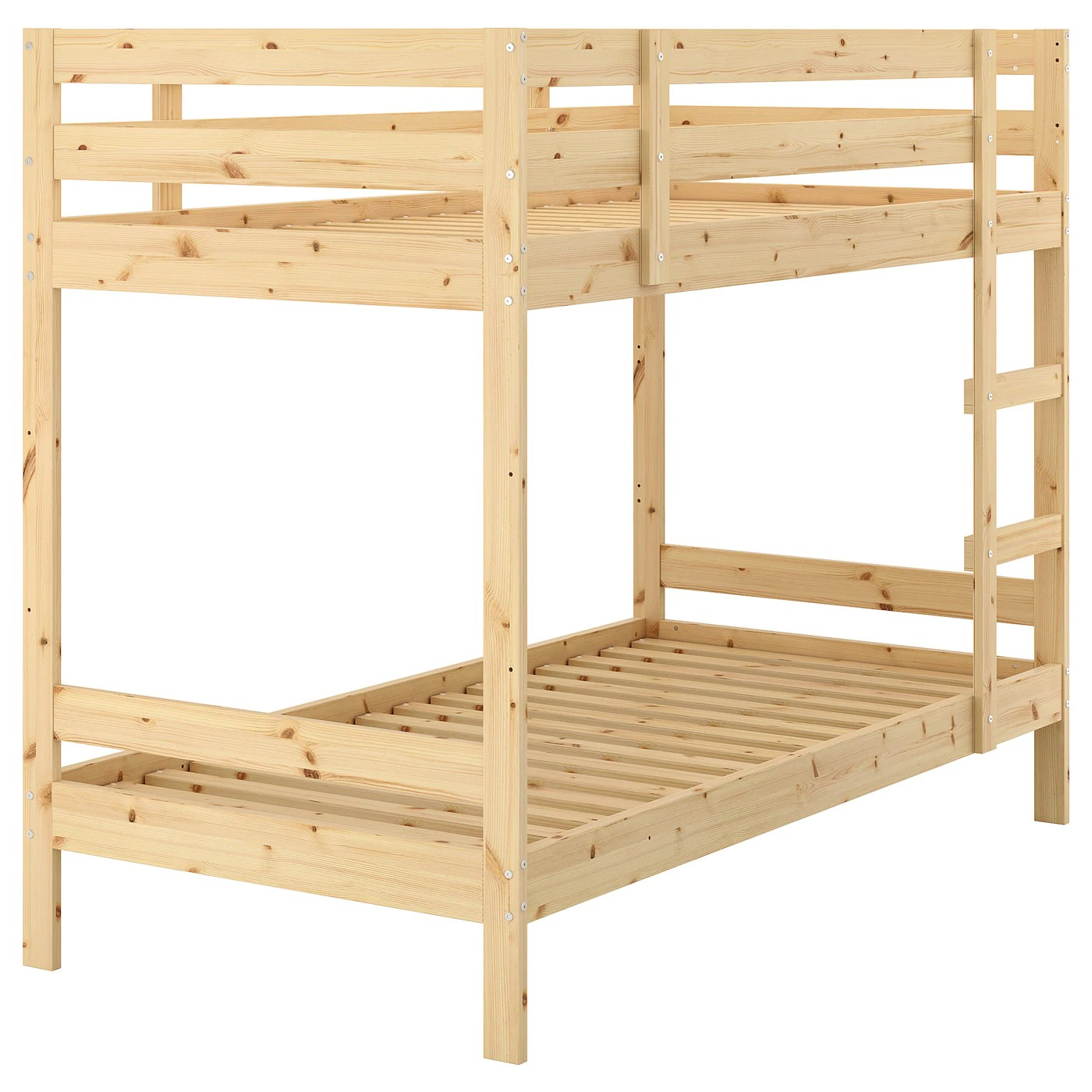 Mydal Structure Lits Superposes Pin 90x200 Cm Ikea