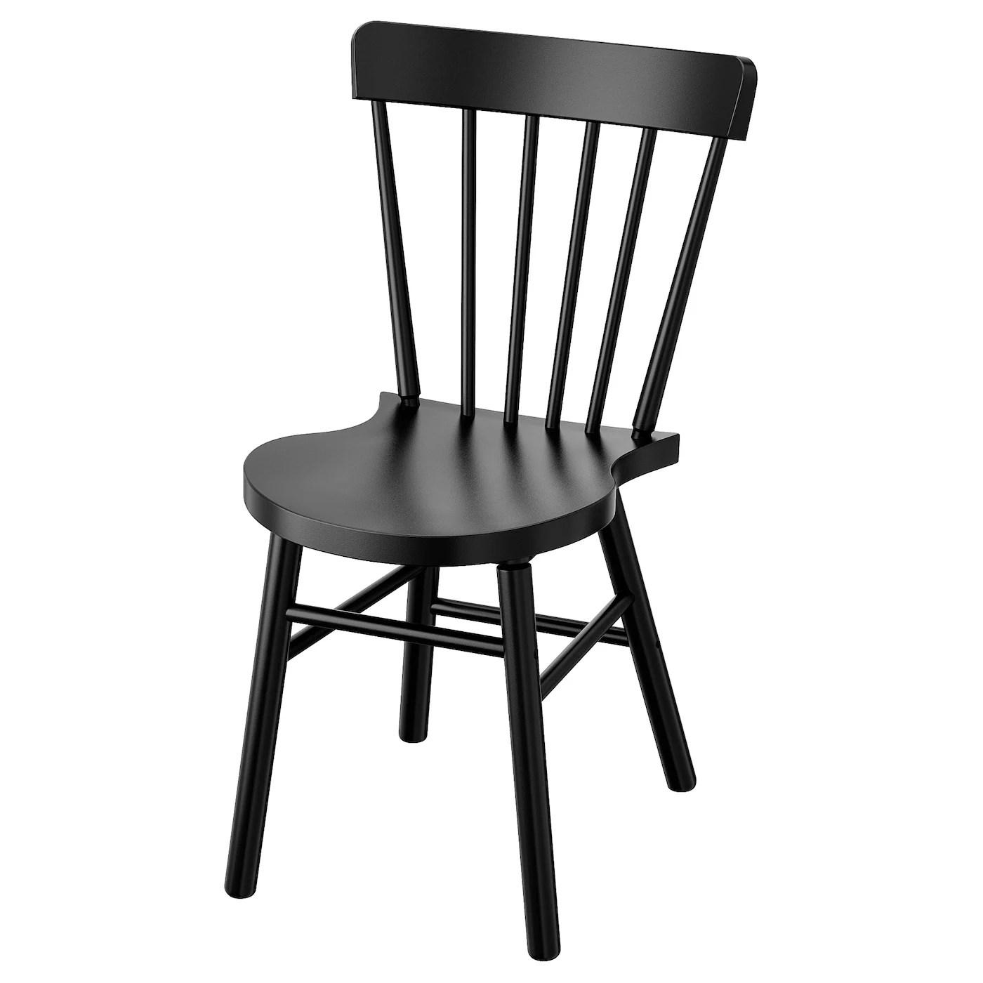 norraryd chaise noir