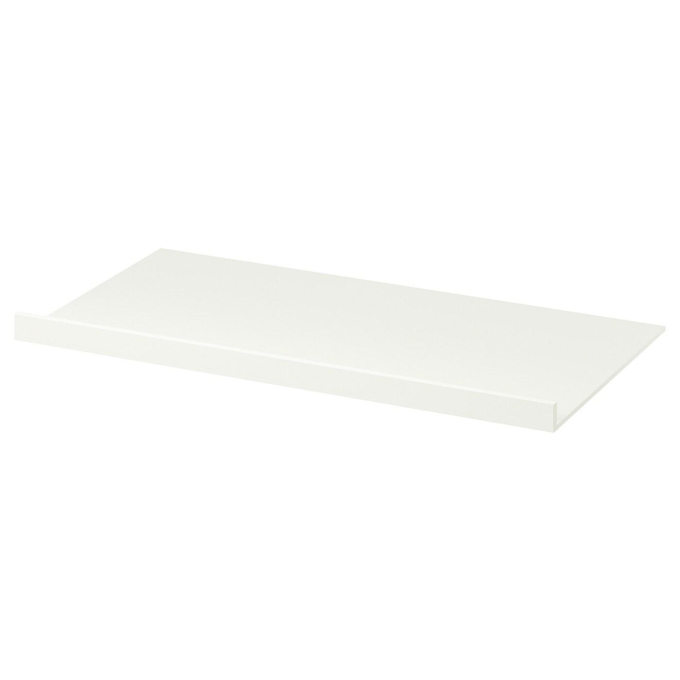 Nyttig Separateur Table De Cuisson Blanc 80 Cm Ikea