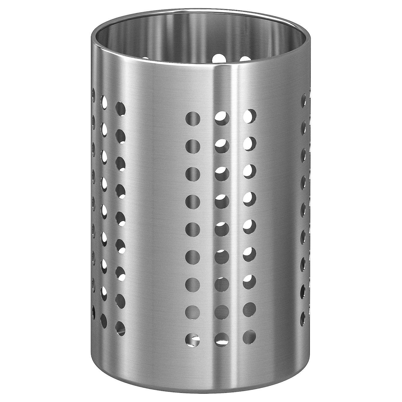 ordning pot a ustensiles de cuisine acier inoxydable 18 cm