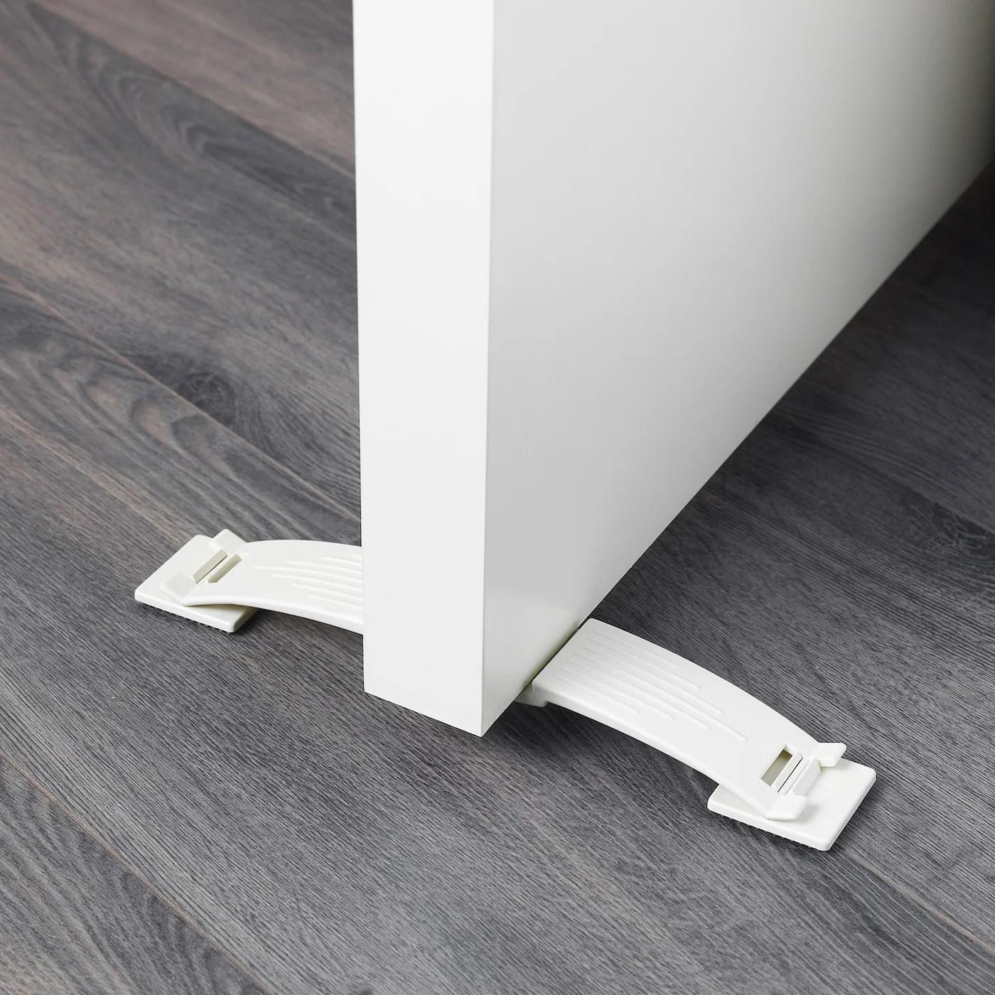 Patrull Bloque Porte Blanc Ikea