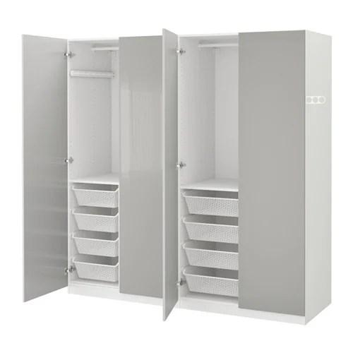 PAX Armoire Penderie 200x60x201 Cm IKEA