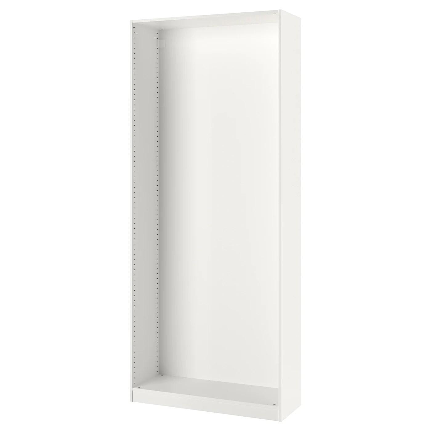 Pax Caisson D Armoire Blanc 100x35x236 Cm Ikea