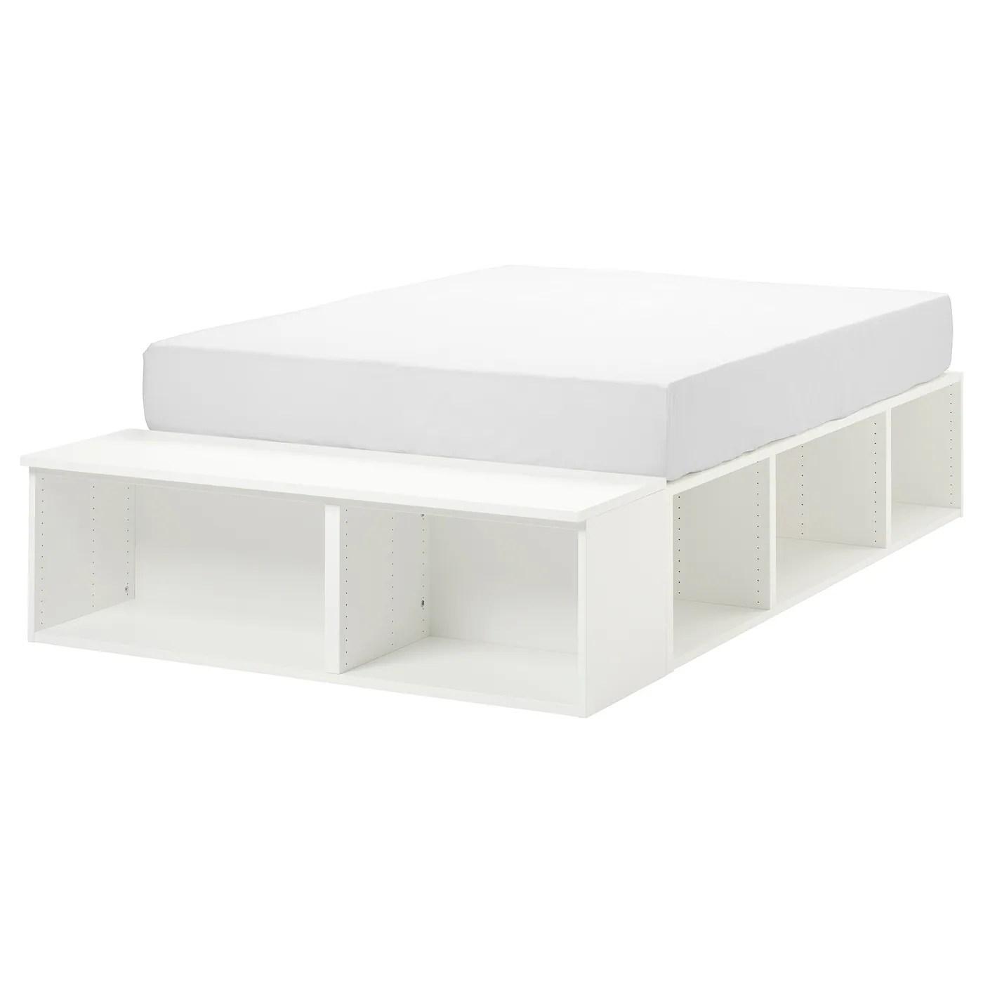 de lit avec rangement lit coffre ikea
