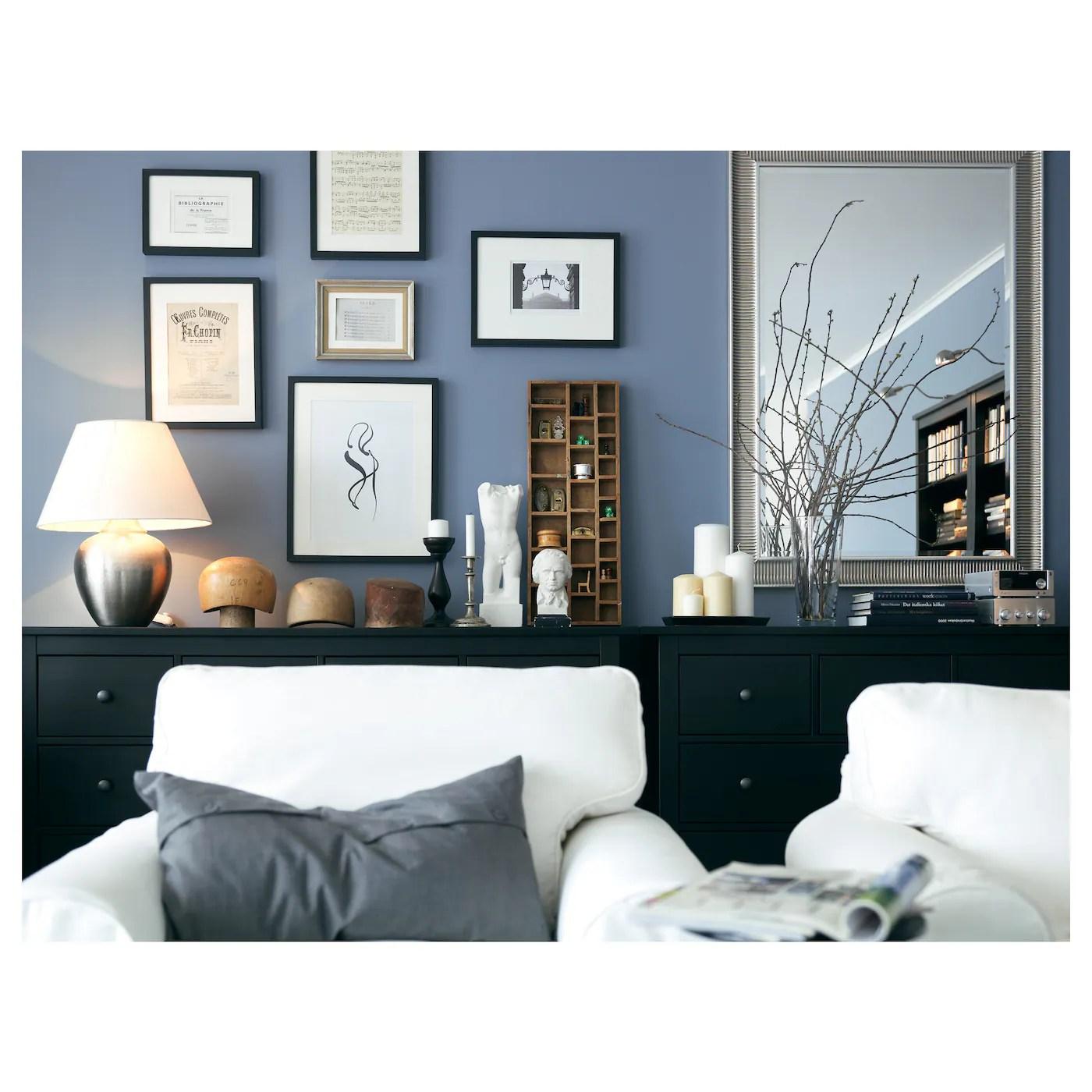 Ribba Cadre Noir 21x30 Cm Ikea