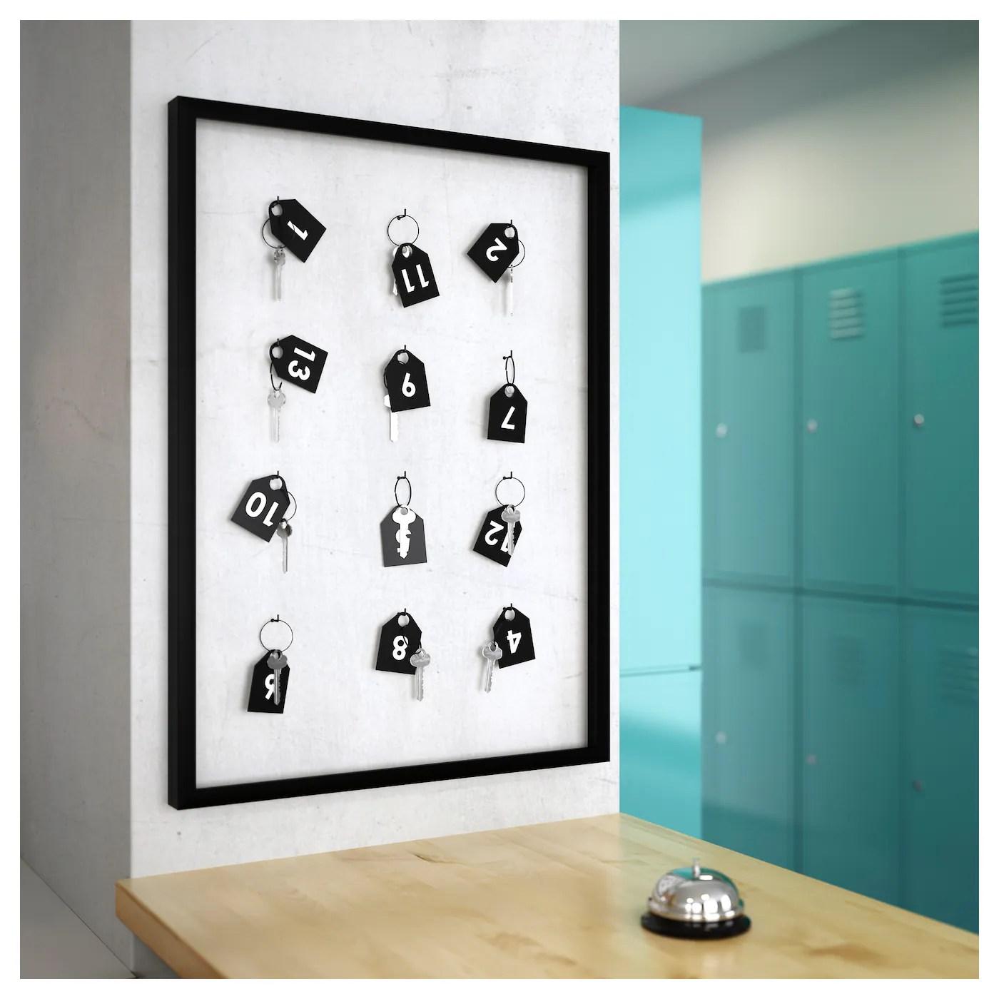 Ribba Cadre Noir 50x70 Cm Ikea