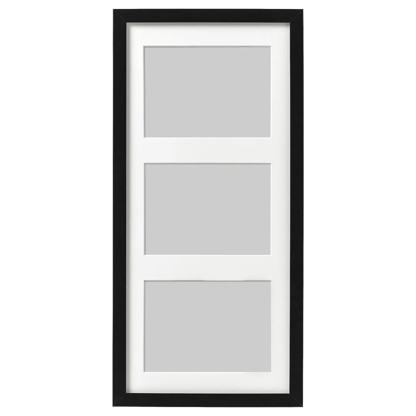 Ribba Cadre Noir 50x23 Cm Ikea