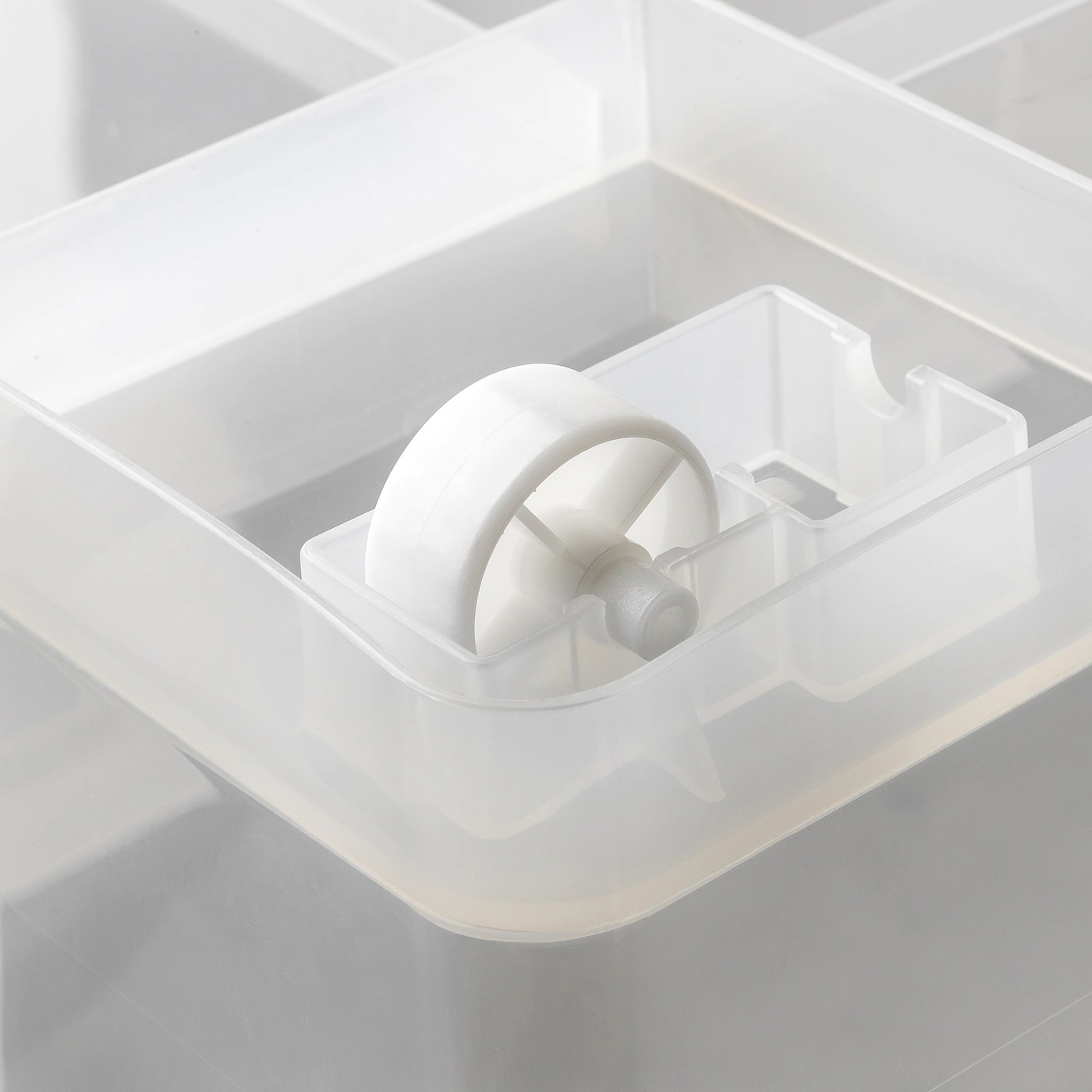 Samla Boite Transparent 78x56x43 Cm 130 L Ikea