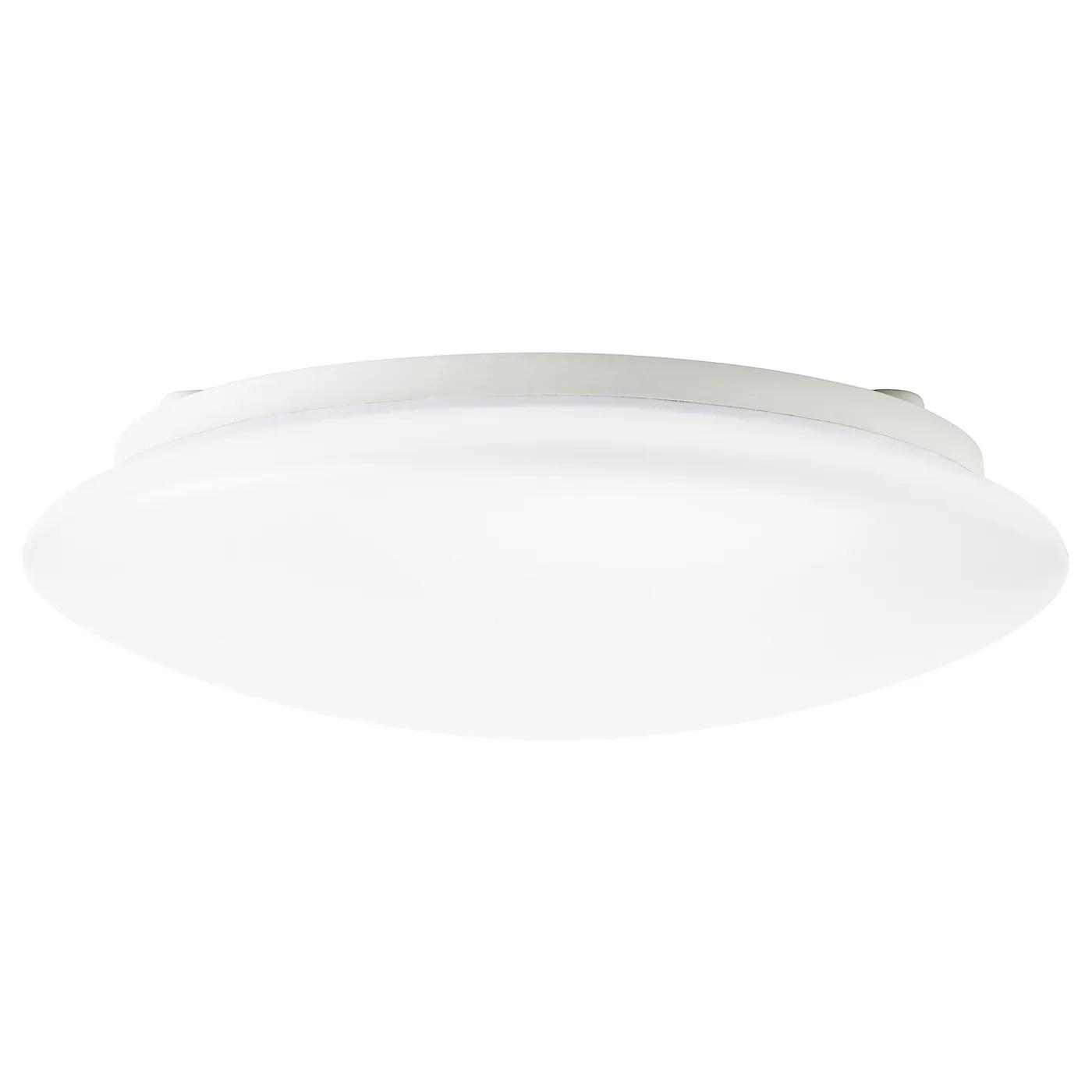 Sjogang Plafonnier Applique Blanc 25 Cm Ikea