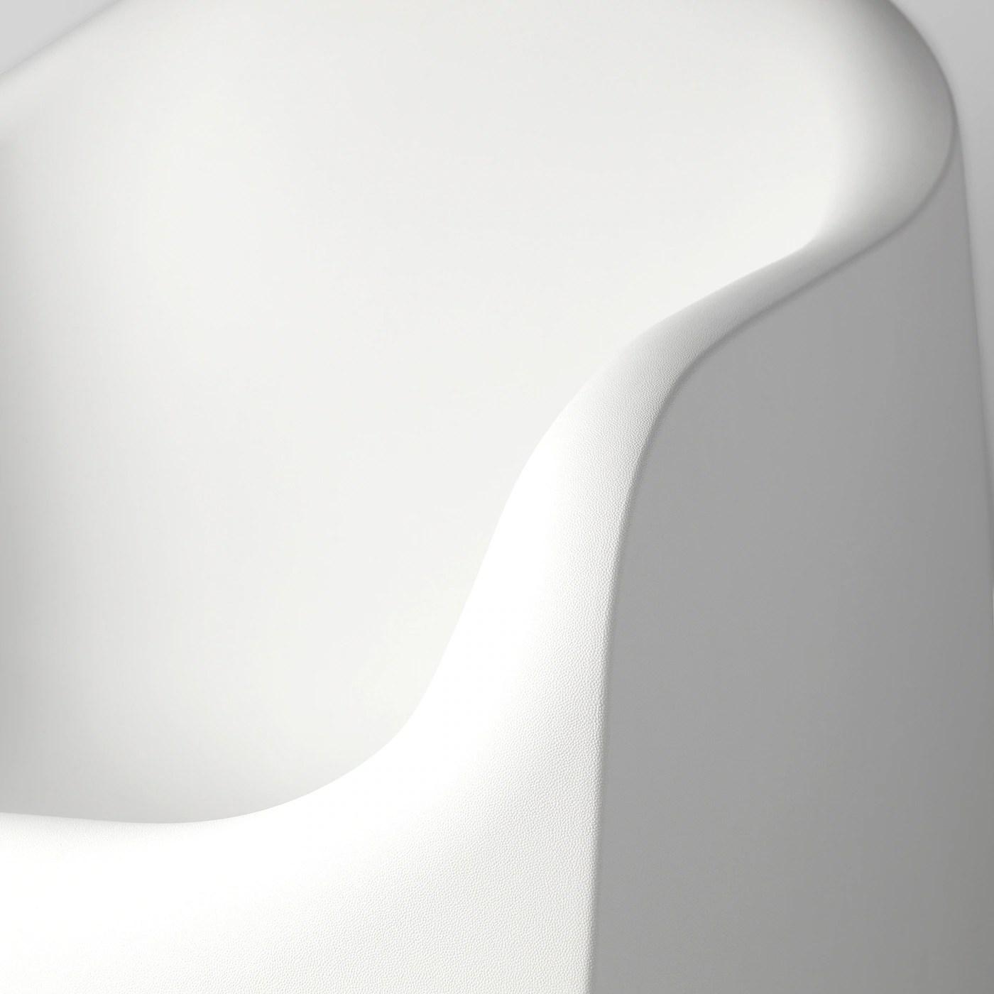skarpo fauteuil exterieur blanc