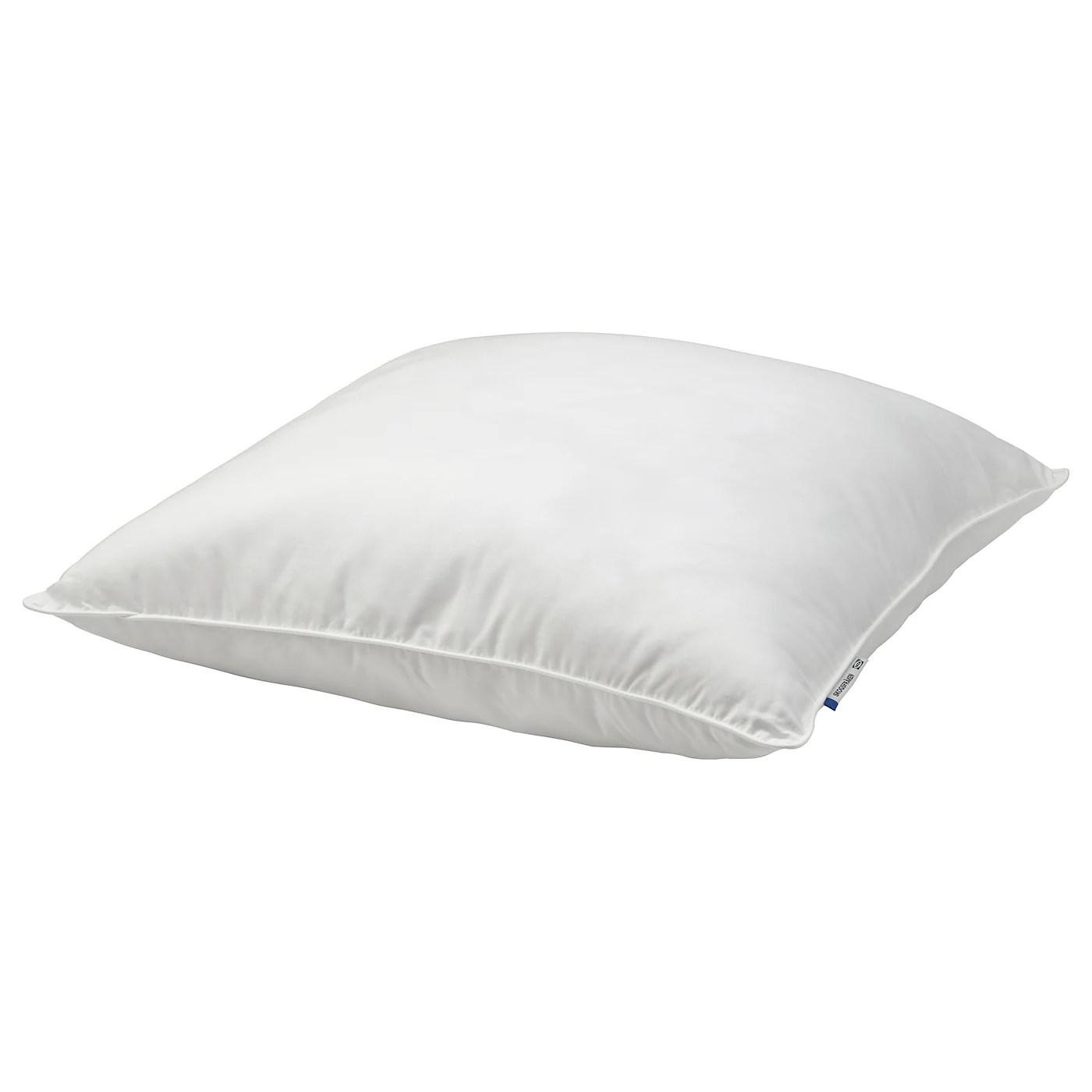 Skogsfraken Oreiller Haut 65x65 Cm Materiau Durable Ikea