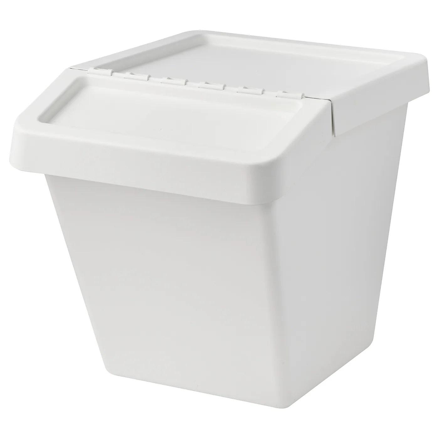 Poubelles Encastrables Tri Des Dechets Ikea