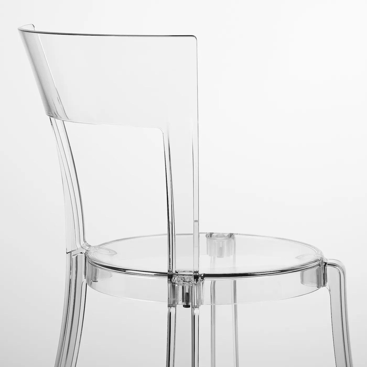 stein chaise transparent