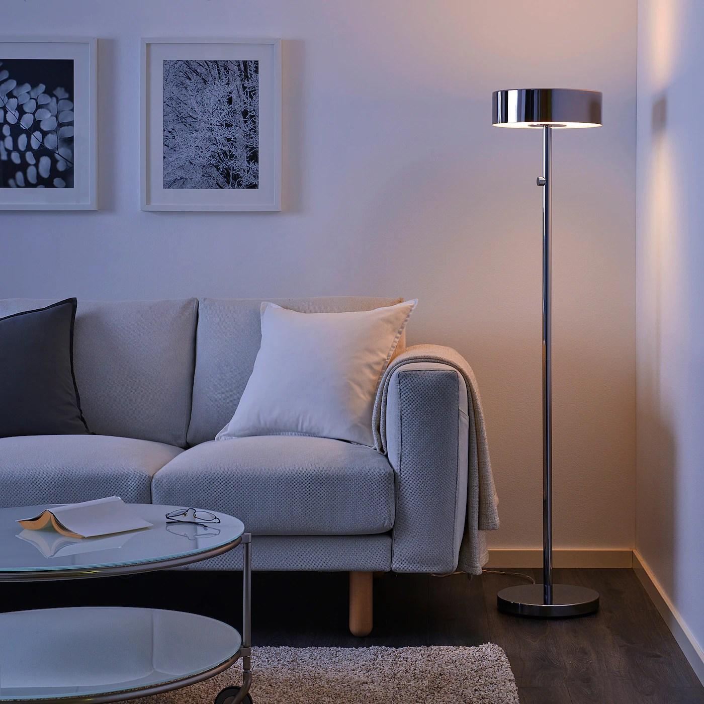 stockholm 2017 lampadaire chrome