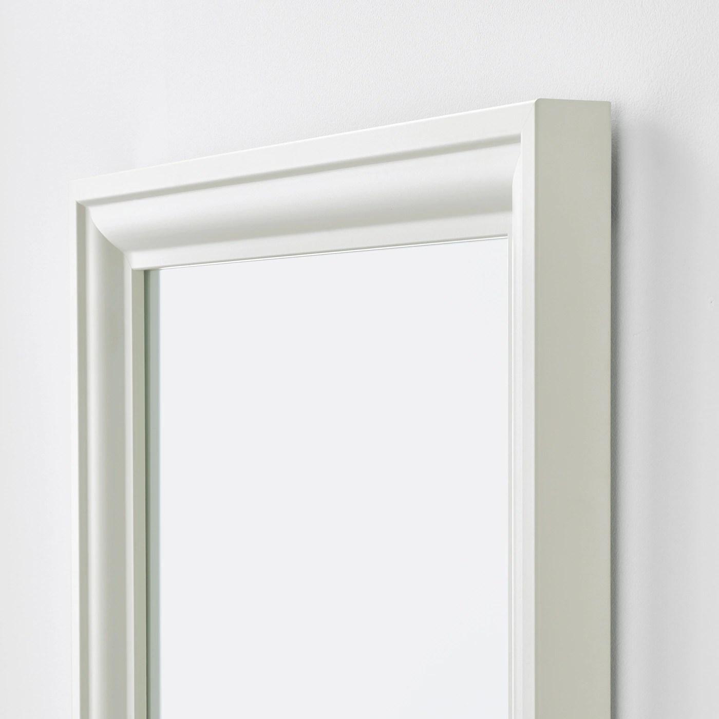 Toftbyn Miroir Blanc 75x165 Cm Ikea