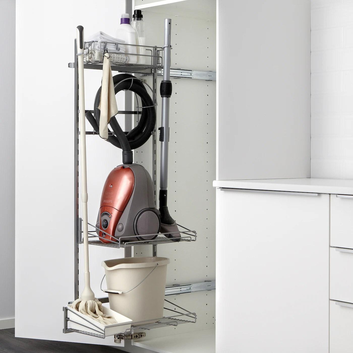 Utrusta Rangement Produits Entretien Ikea