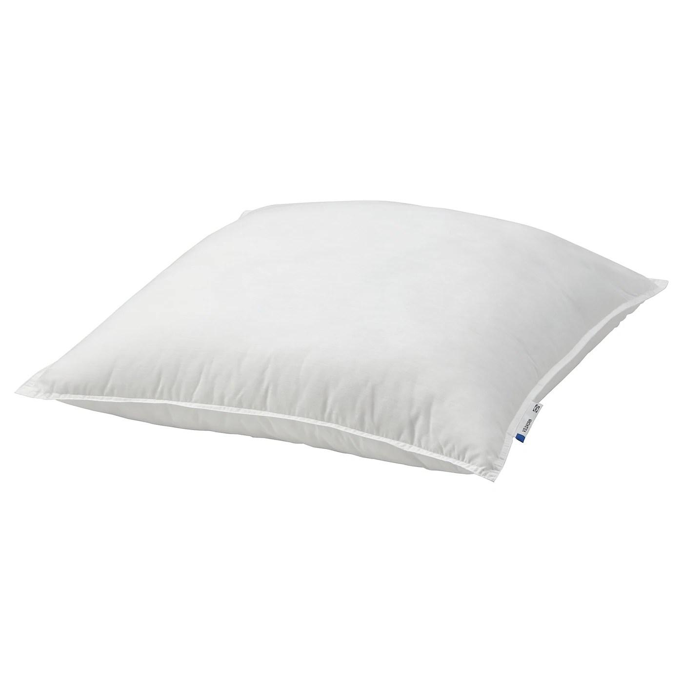 Vildkorn Oreiller Haut 65x65 Cm Materiau Durable Ikea