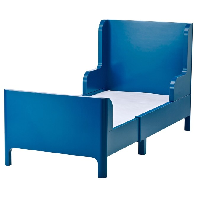 Ikea Busunge Extendable Bed So It Can Be Pulled Out As Your Child Grows