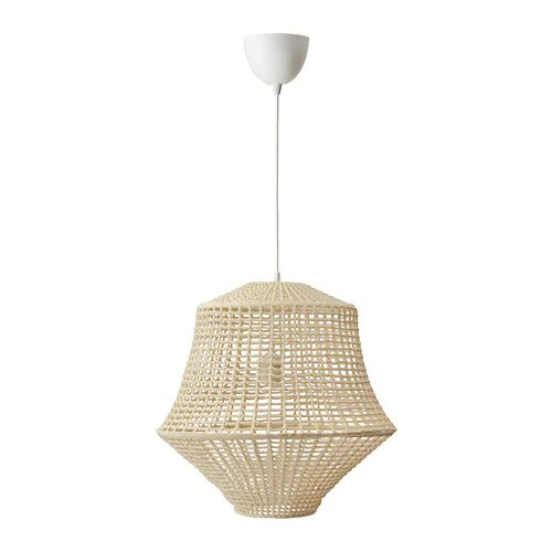 INDUSTRIELL Pendant Lamp Natural Colourbeige 45 Cm IKEA