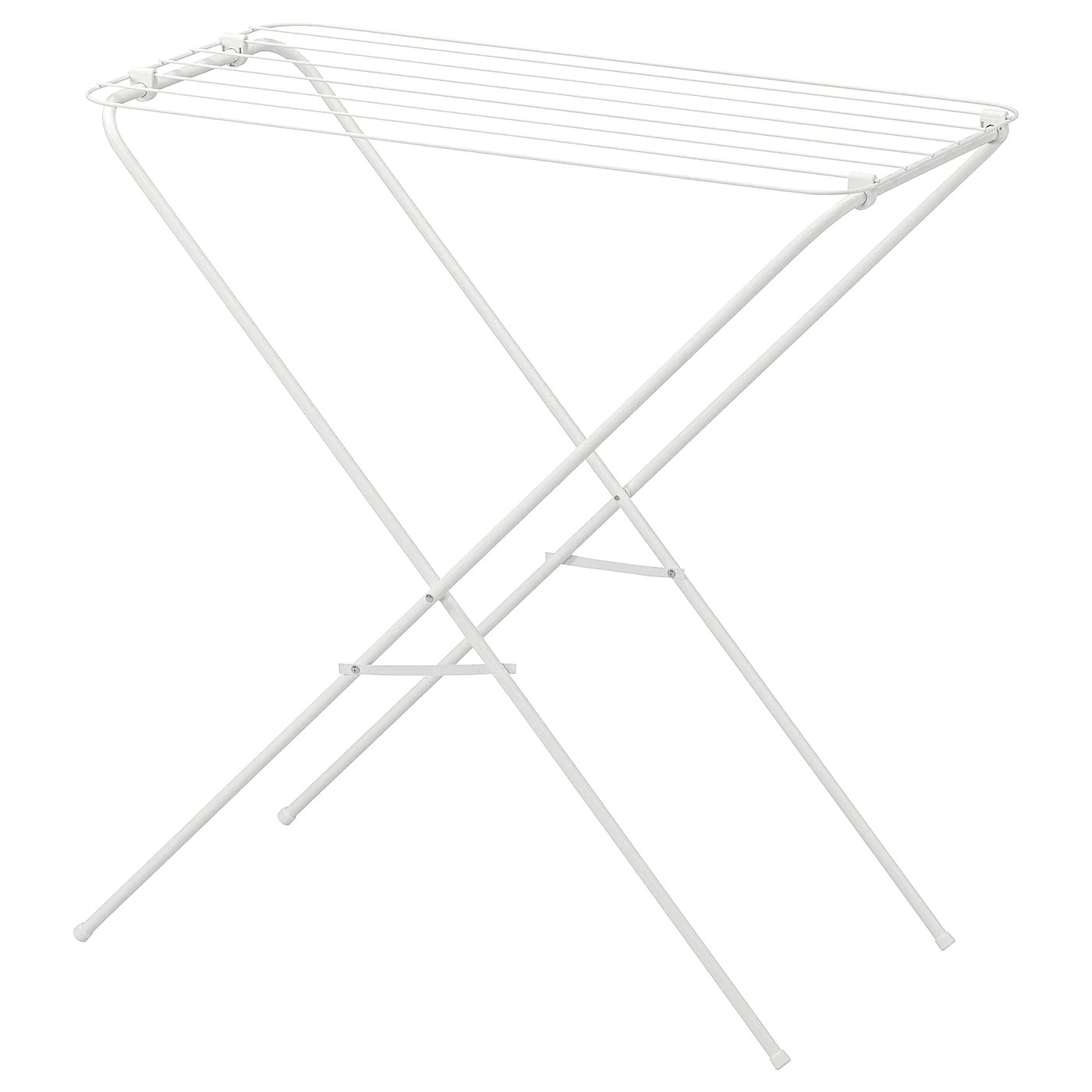 Jall White Drying Rack In Outdoor