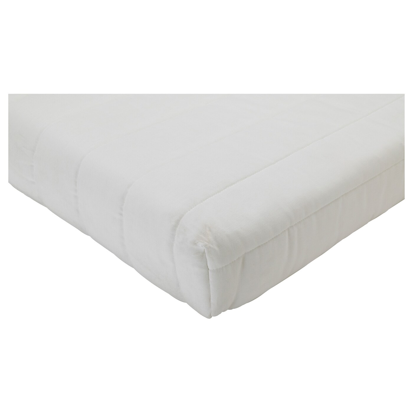 LYCKSELE HVET Mattress 140x188 Cm IKEA