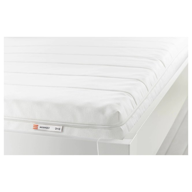 Ikea Moshult Foam Mattress Get All Over Support And Comfort With A Resilient