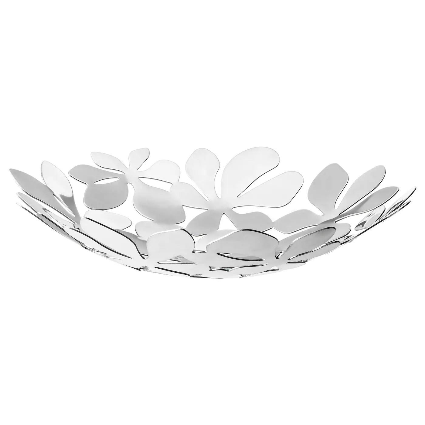 stockholm bowl stainless steel 42 cm