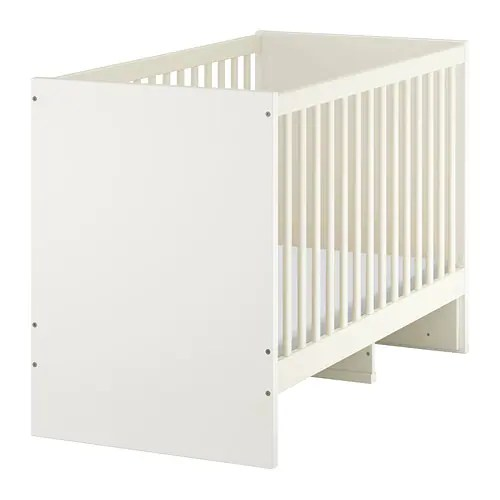 Ikea Stuva Cot The Base Can Be Placed At Two Diffe Heights