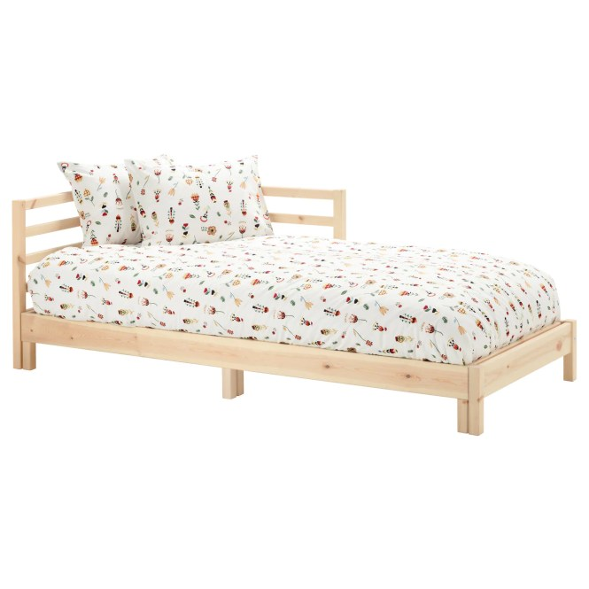 Ikea Tarva Day Bed With 2 Mattresses