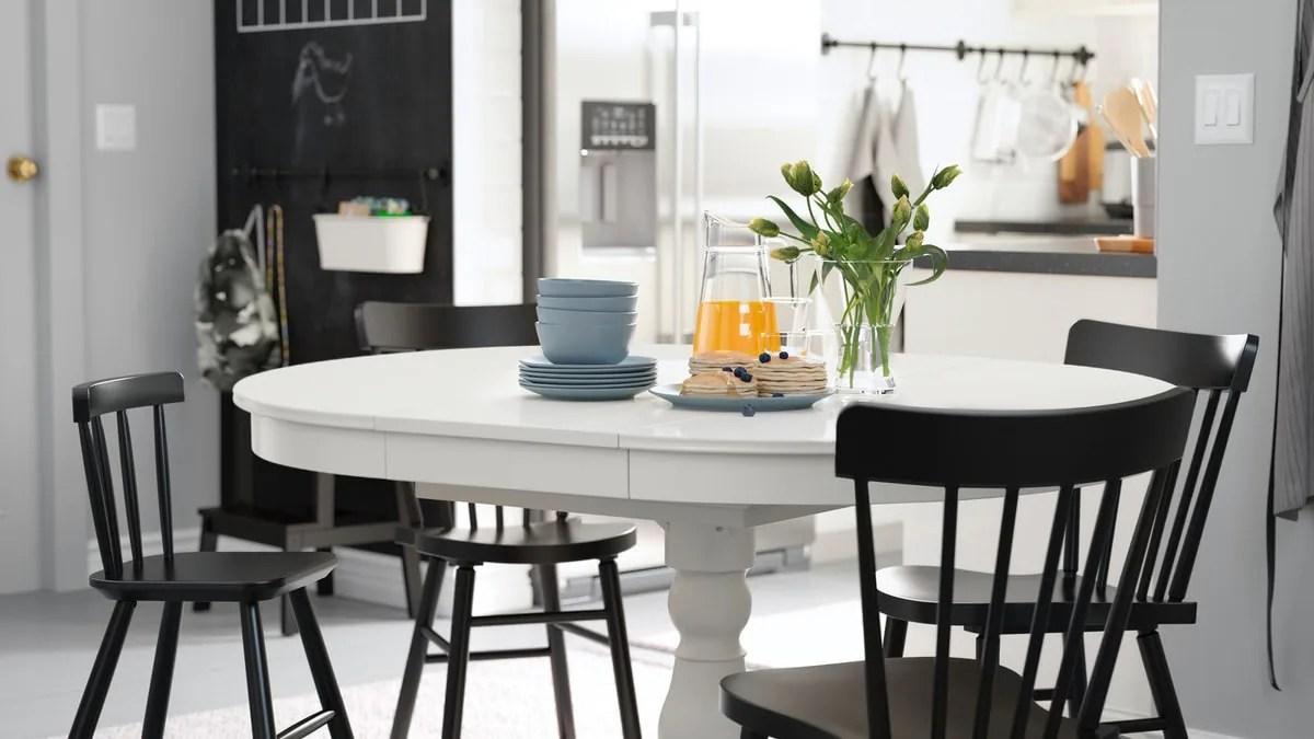 Table Pas Cher Table Salle A Manger Et De Cuisine Ikea
