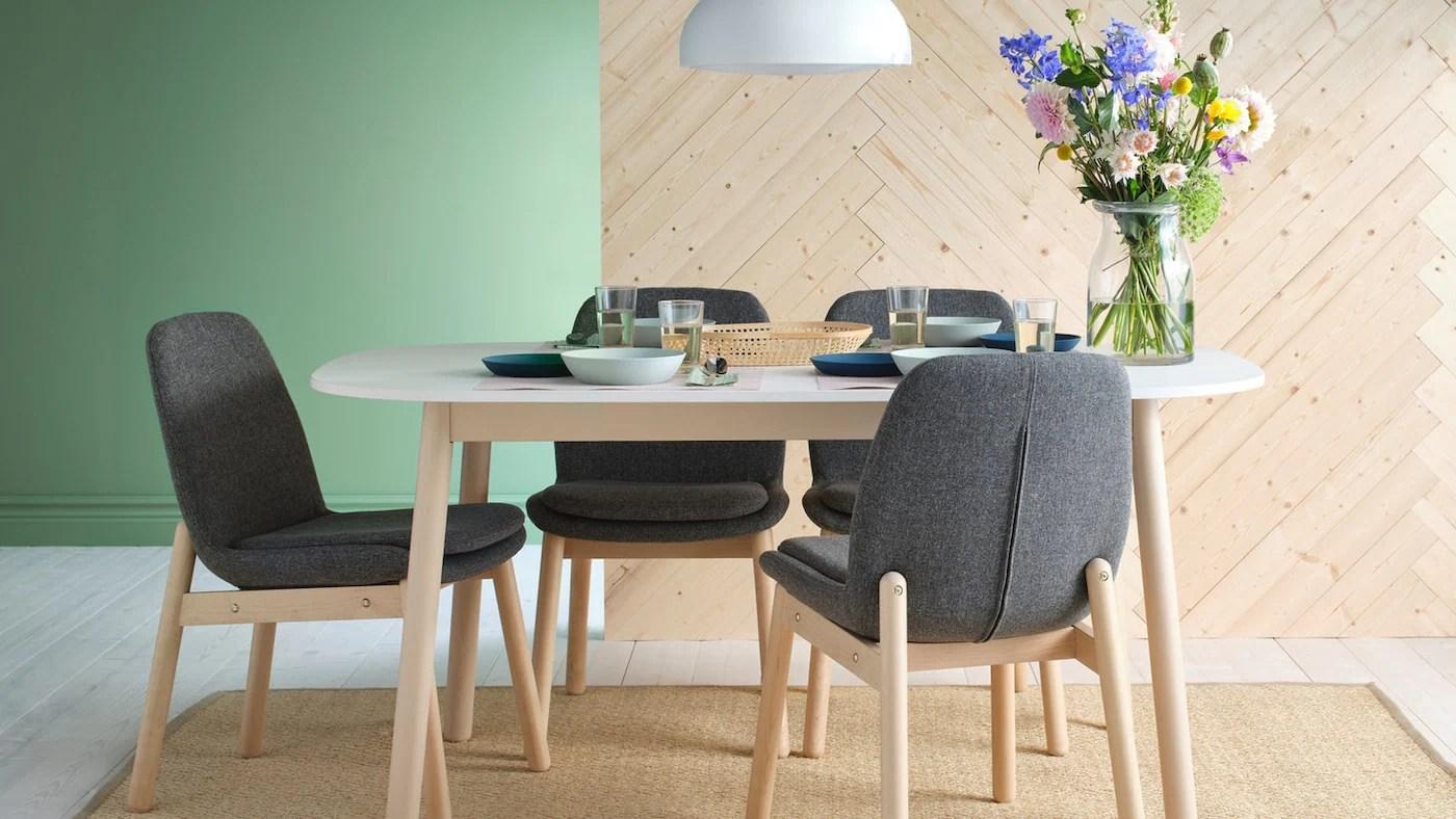 Tables De Salle A Manger Ikea