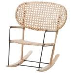 Rocking Chair Gronadal Grey Natural
