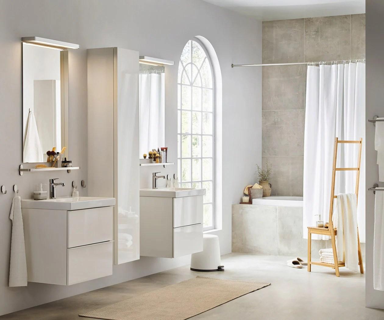 Serier Til Badevaerelset Nye Og Spaendende Losninger Ikea