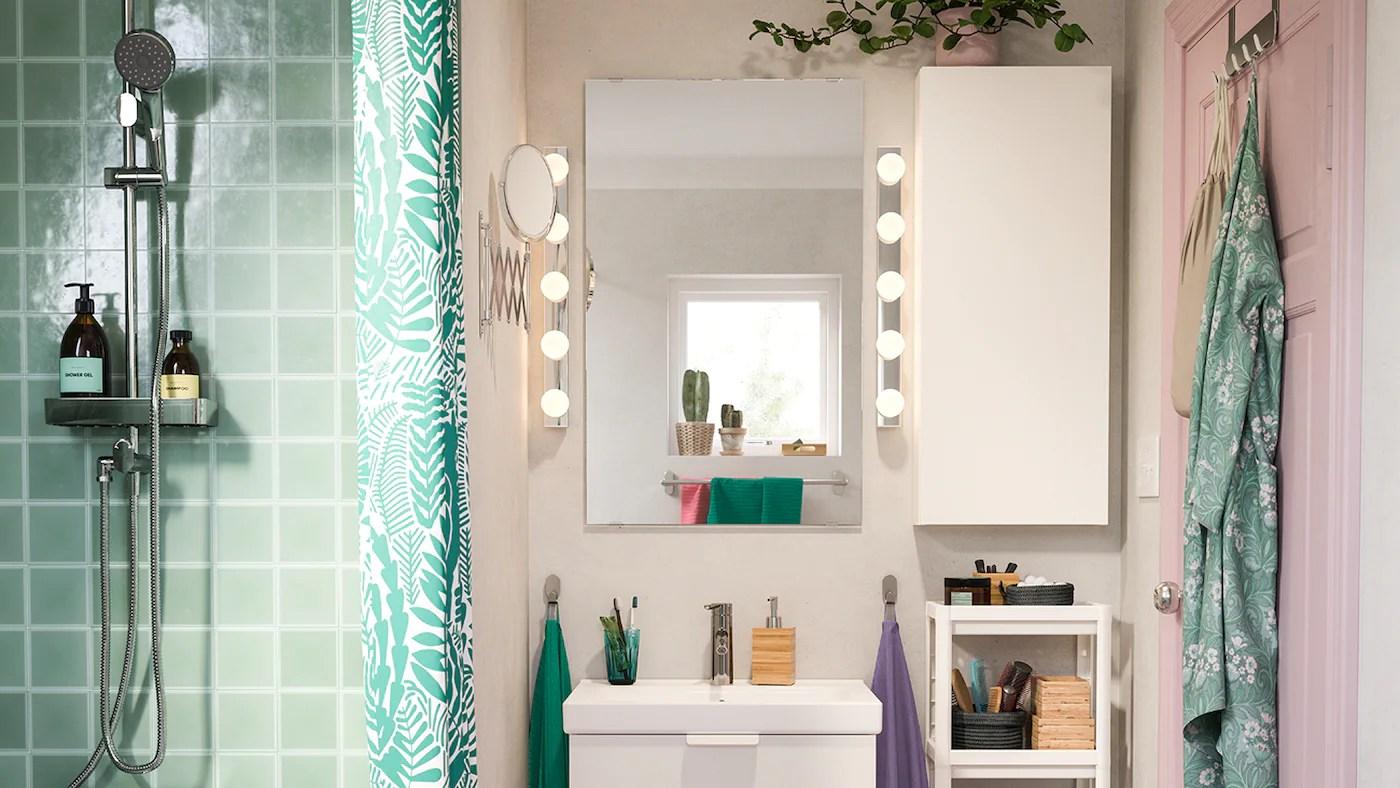 a gallery of bathroom inspiration ikea