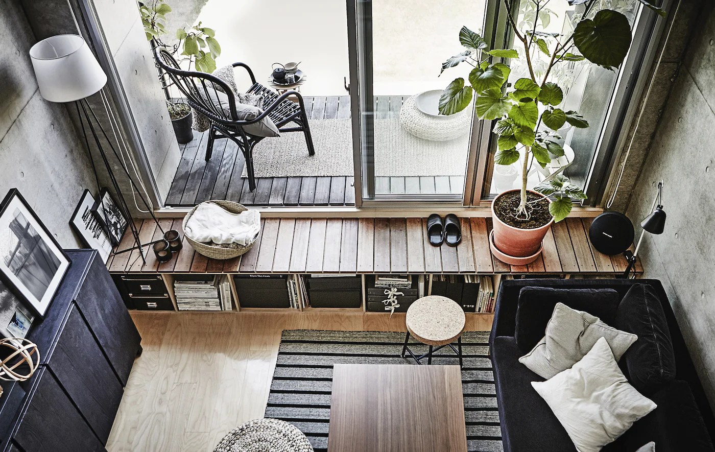 A Tour Of A 25m2 Urban Apartment In Japan Ikea