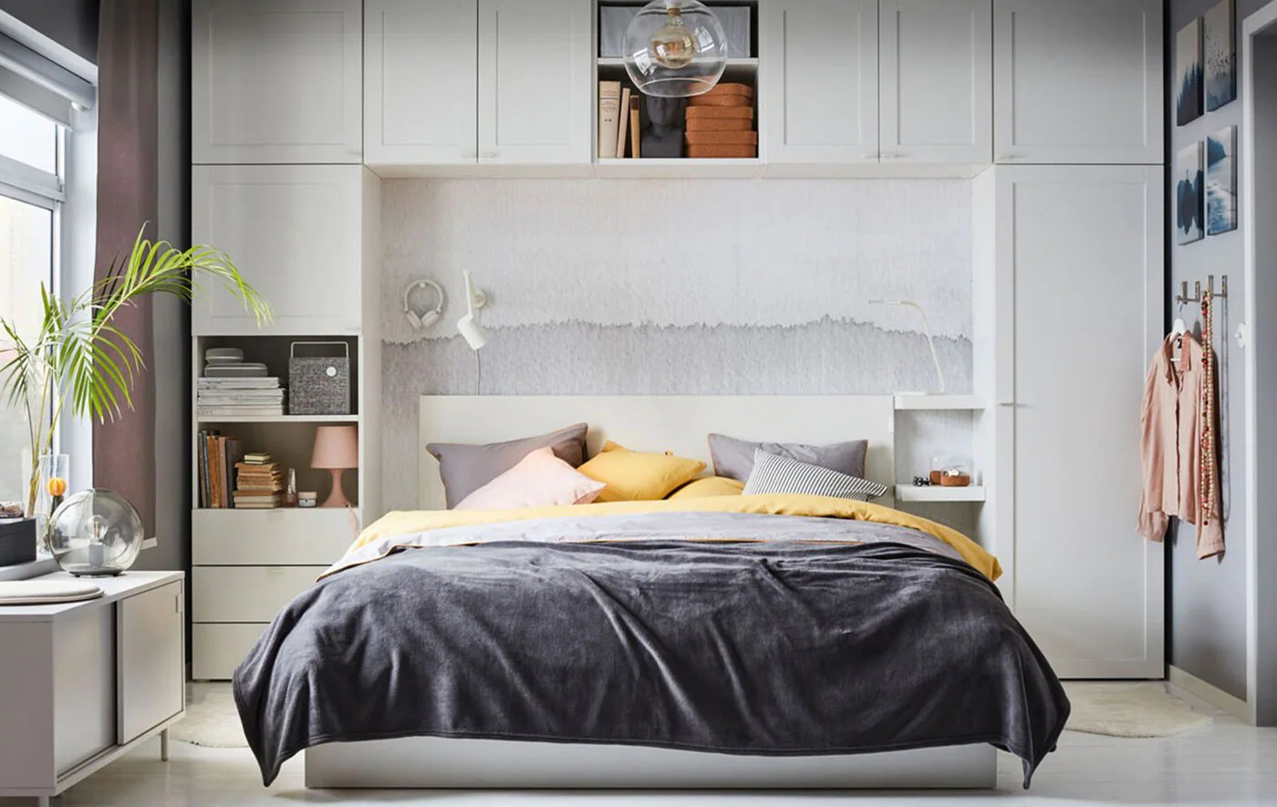 Bedroom Storage Ideas Small Bedroom Storage Ideas Ikea